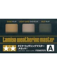 Tamiya Weathering Master Pastel Set A