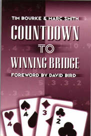 Countdown to Winning Bridge by Tim Bourke