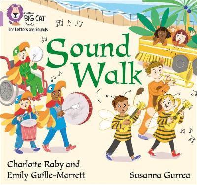 Sound Walk by Emily Guille-Marrett