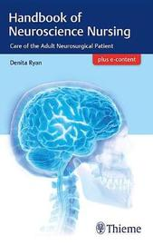 Handbook of Neuroscience Nursing image