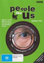 People Like Us - Series 2 on DVD