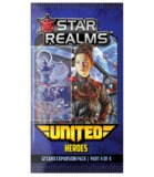 Star Realms United - Heroes
