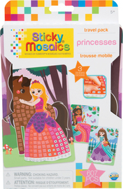 The Orb Factory: Sticky Mosaics Travel Pack - Princess