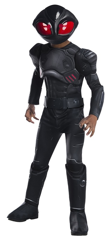 Aquaman: Black Manta - Deluxe Costume (Medium)