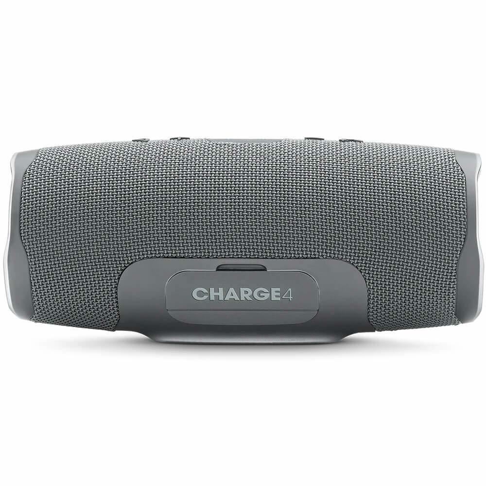 JBL Charge 4 Bluetooth Speaker - Grey image