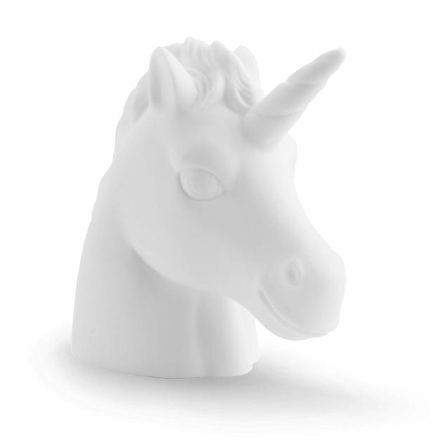 Mustard: Unicorn Paperclip Holder