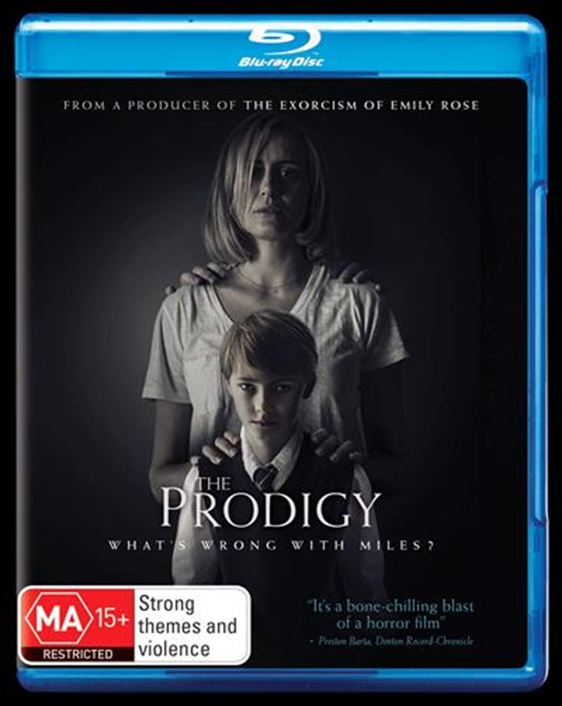 The Prodigy on Blu-ray image