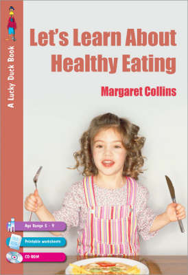 Let's Learn about Healthy Eating by Margaret Collins image