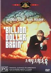 Billion Dollar Brain on DVD