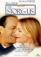 The Story Of Us on DVD