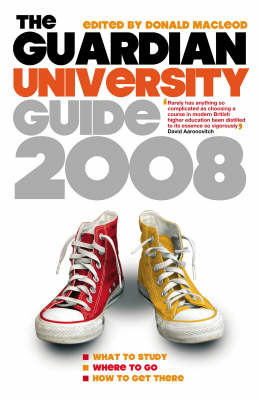 "The ""Guardian"" University Guide 2008: 2008 image"