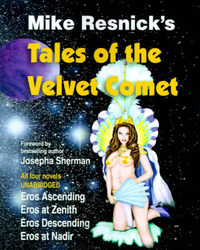 Tales of the Velvet Comet by Mike Resnick image
