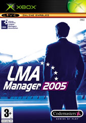 LMA Manager 2005 for Xbox