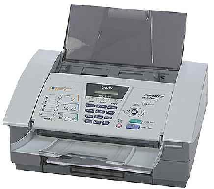 Brother MFC3240c Print Scan Copy Fax 20PPM 20ppm Black 14ppm Colour image