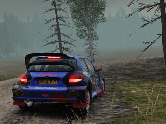 Colin McRae Rally 04 for PS2 image