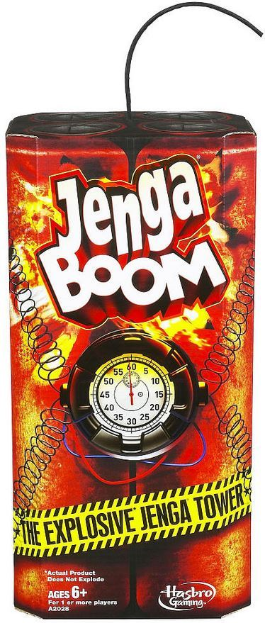 Jenga Boom image