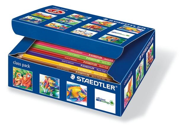 Staedtler Noris Club Colour Pencils Box 144