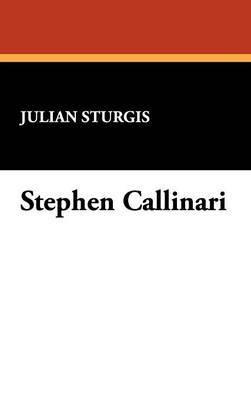 Stephen Callinari by Julian Sturgis