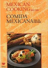 Mexican Cooking Made Easy by Diane Soliz-Martese image
