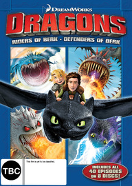 Dragons: Riders & Defenders Of Berk Collection on DVD