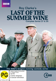 Last of the Summer Wine S27 & S28 DVD