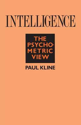 Intelligence by Paul Kline