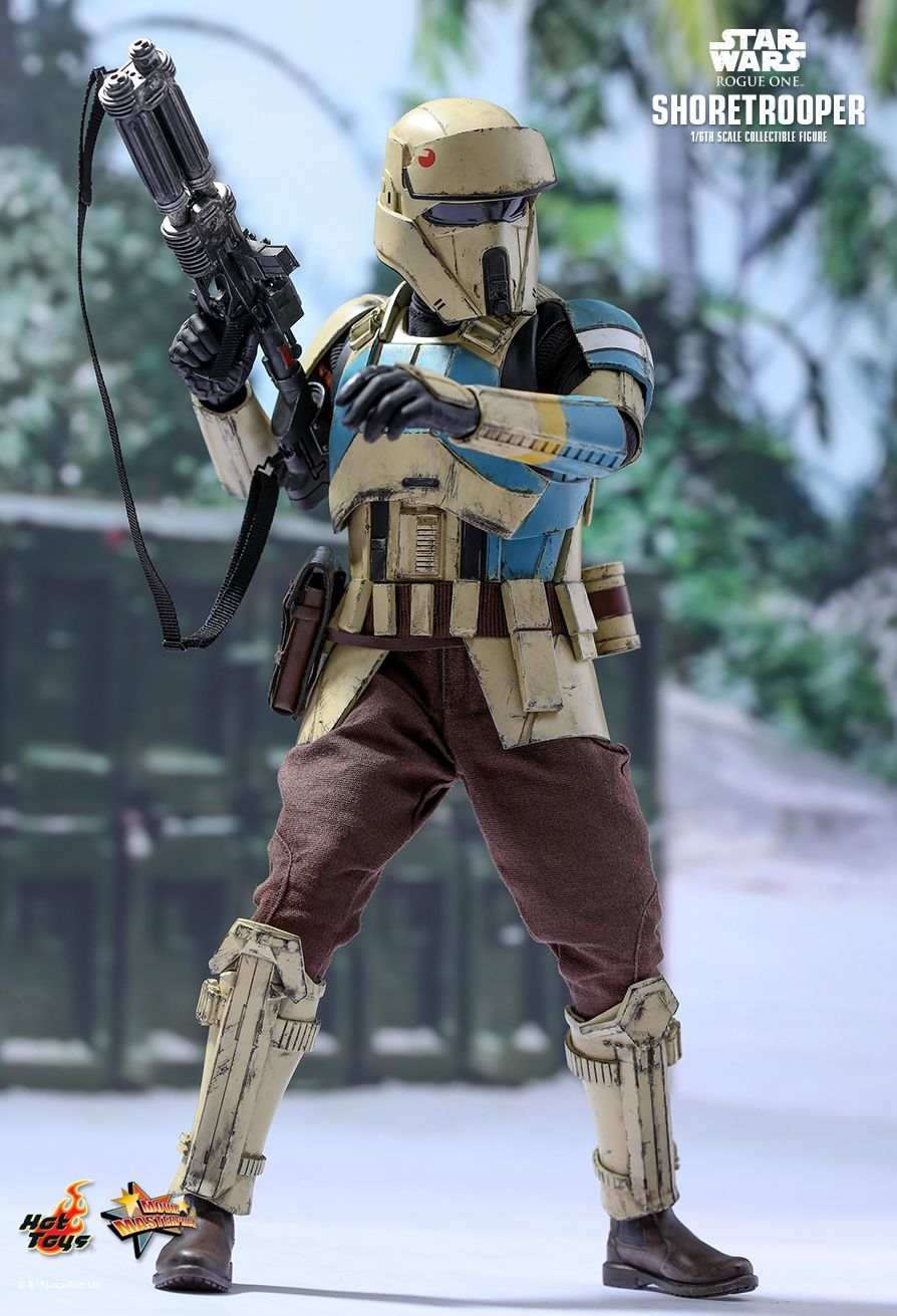 "Star Wars: Rogue One - Shoretrooper 12"" Figure image"