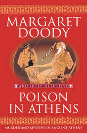 Poison In Athens by Margaret Doody image