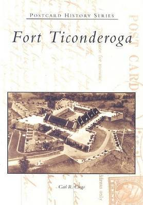 Fort Ticonderoga by Carl R. Crego image