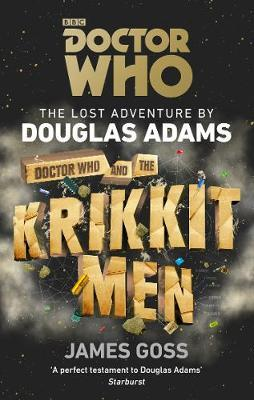 Doctor Who and the Krikkitmen by Douglas Adams image
