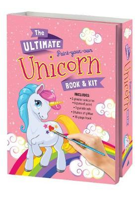 The Ultimate Paint a Unicorn Book and Kit image