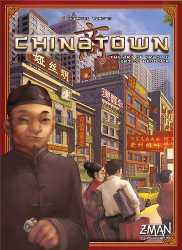 Chinatown - Board Game