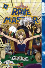 Rave Master: v. 4 by Hiro Mashima image
