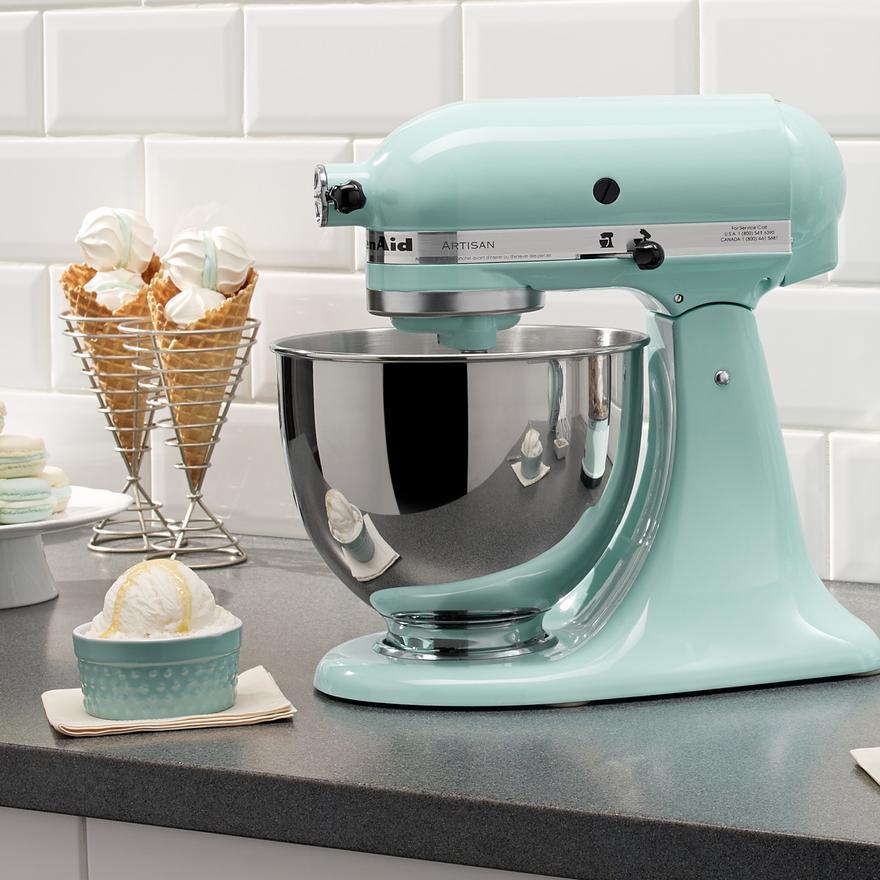 KitchenAid: Stand Mixer - Ice image