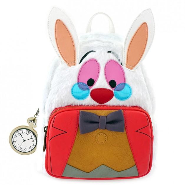 Loungefly: Alice in Wonderland Mini Backpack - White Rabbit