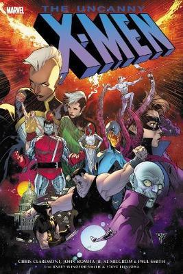 The Uncanny X-men Omnibus Vol. 4 by Chris Claremont