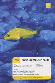 Teach Yourself Basic Computer Skills by Moira Stephen image