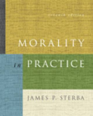 Morality in Practice by James P Sterba image
