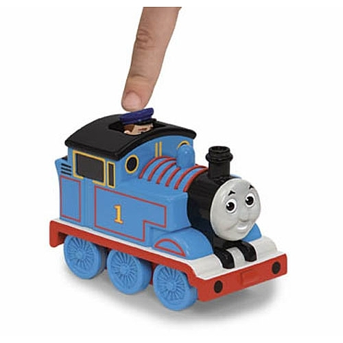 Thomas & Friends Push 'n Go Engine - Thomas image