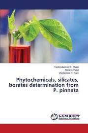 Phytochemicals, Silicates, Borates Determination from P. Pinnata by Khatri Taslimahemad T