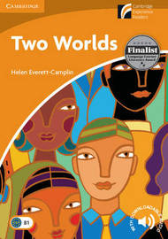 Two Worlds Level 4 Intermediate by Helen Everett-Camplin image