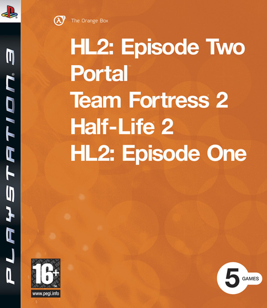 Half-Life 2 Next for PS3 image