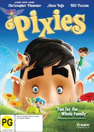 Pixies on DVD