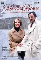 To The Manor Born - Complete Series 2 (2 Disc Set) on DVD