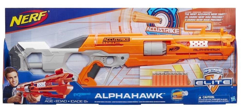 Nerf: N-Strike Elite - Accustrike Alphahawk image