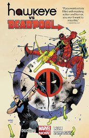 Hawkeye Vs. Deadpool by Gerry Duggan