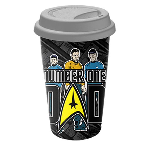 Star Trek 'Dad' Travel Mug