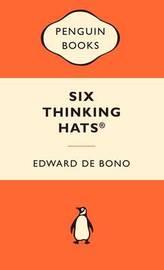 Six Thinking Hats (Popular Penguins) by Edward De Bono