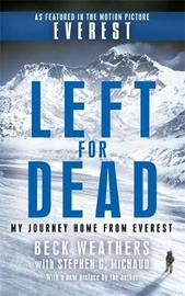 Left For Dead by Beck Weathers