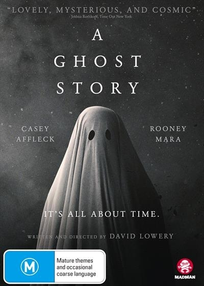 A Ghost Story on DVD